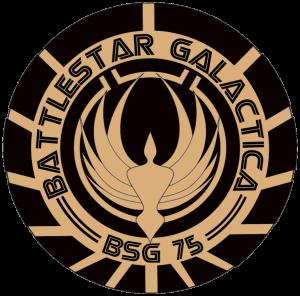Звездный Крейсер Галактика лого