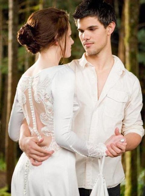 Платье беллы свон на свадьбу