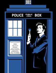 Доктор Кто и Тардис