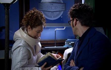 Ривер и десятый Доктор