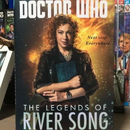 Книга Doctor Who. The Legends of River Song купить в Украине