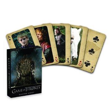 Купить игральные карты Game of Thrones. Игра Престолов в Украине