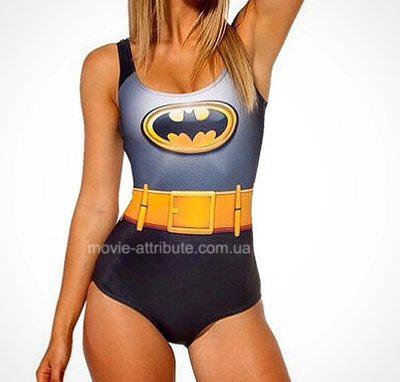 Купальник Бетмен для девушки гика