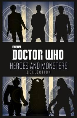 Книга Doctor Who. Heroes and Monsters Collection купить в Украине
