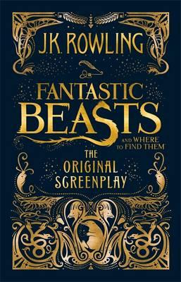 Купить книгу Fantastic Beasts and Where to Find Them. The Original Screenplay в Украине