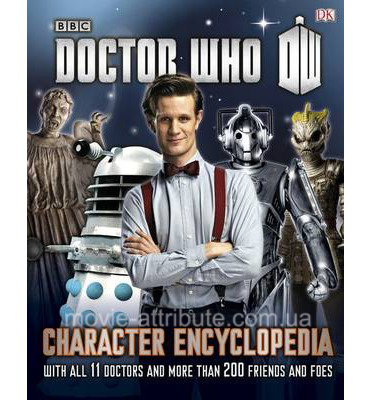 Doctor Who. Character encyclopedia.
