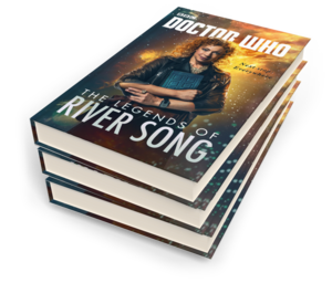 Книга Doctor Who. The Legends of River Song в твердой обложке