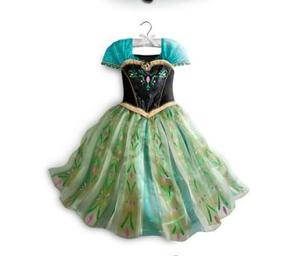 Платье Анны на Хеллоуин купить в Украине