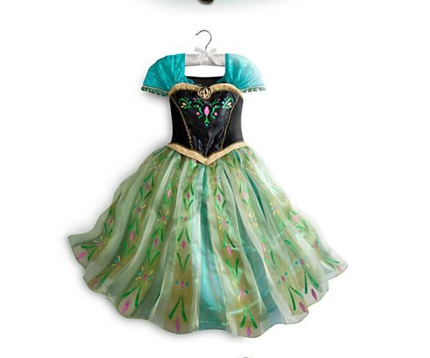 81a6a04ad298 Movie-Attribute | Платье принцессы Анны, Холодное Сердце