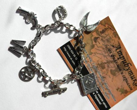 Сверхъестественное клевый браслет