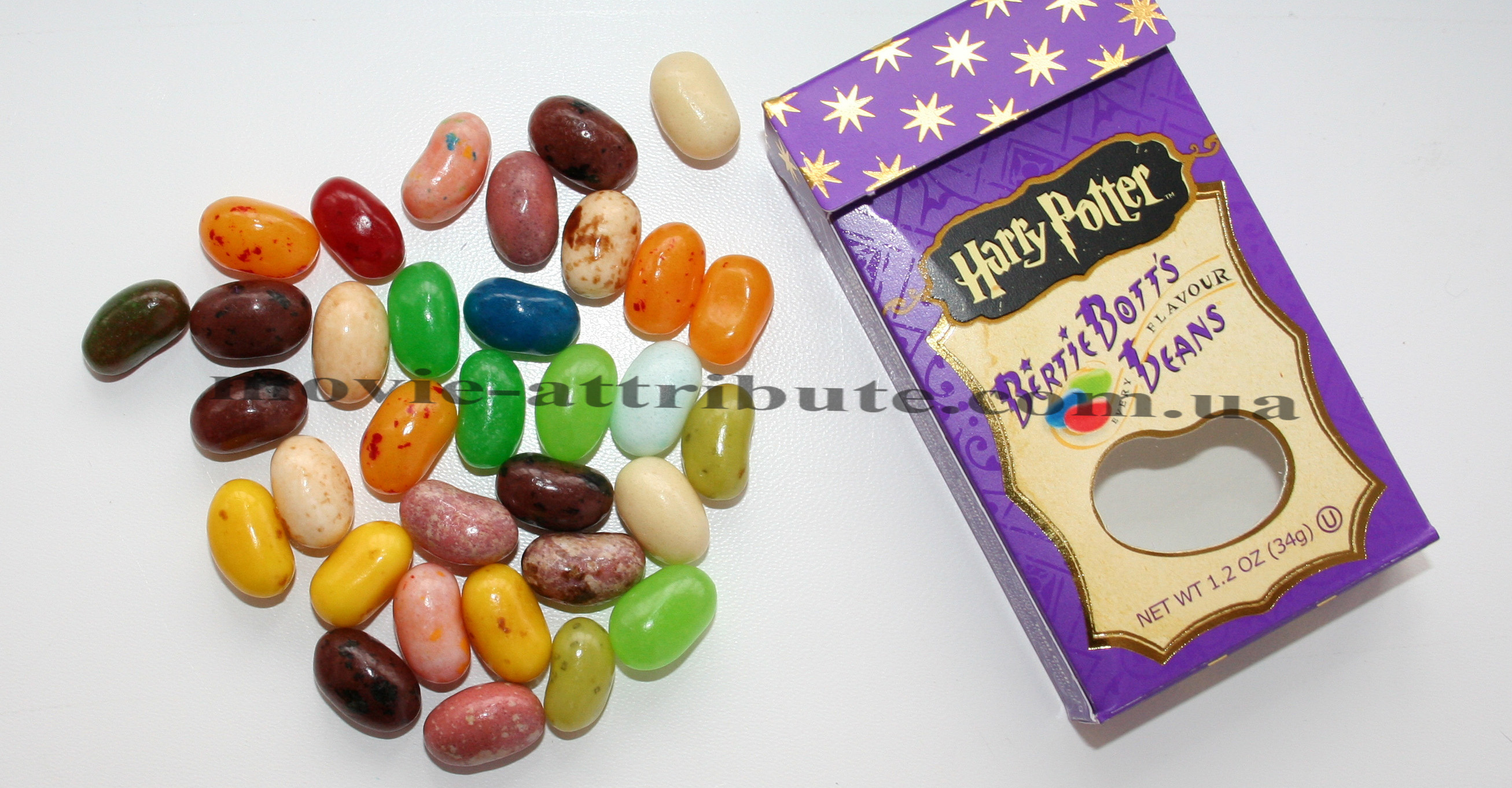 Берти Боттс Bertie Botts Украина