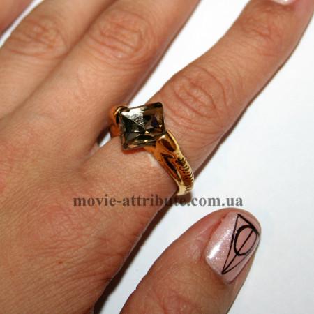 кольцо кристраж