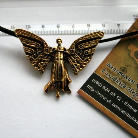 механический ангел