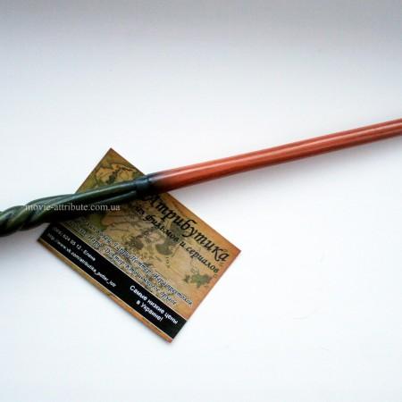 Волшебная палочка Нэвила Долгопупса