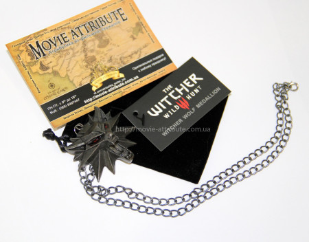 Witcher ожерелье подвеска