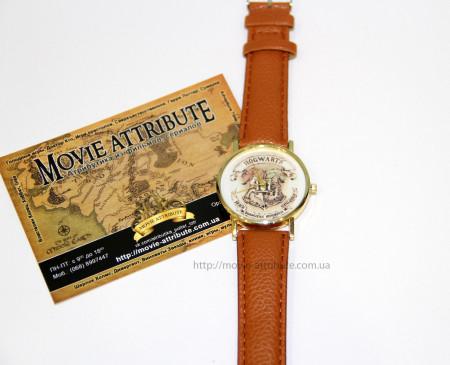 Купить Часы с эмблемой Хогвартса