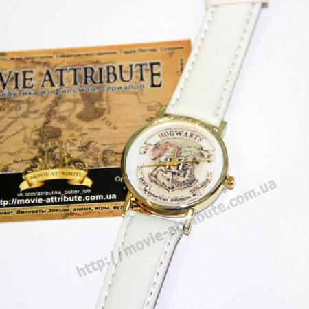 Купить Наручные часы Хогвартс белые в Украине