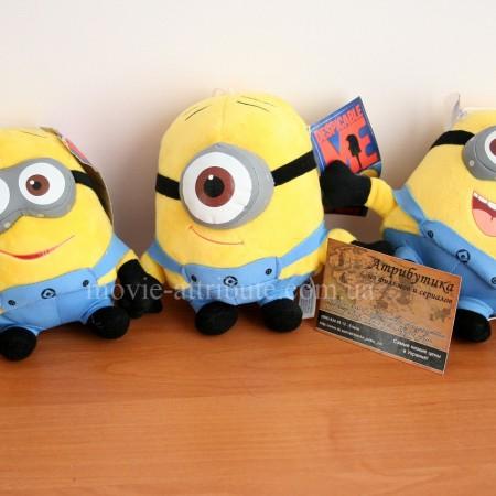Миньоны мягкие игрушки в Украине