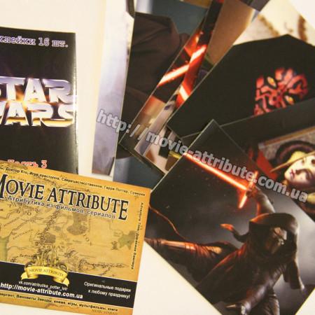 Купить набор наклеек Звездные войны