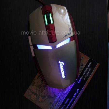 Мышка Железный человек