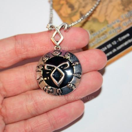 Медальон ангельска руна, Украина, Россия, Беларусь