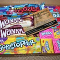 сладости от Wonka, Gobstoppers, Nerds, Kozoozles