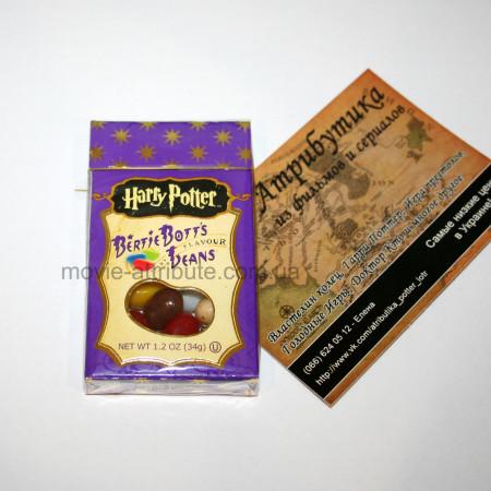 Конфеты Bertie Bott's Every Flavour Beans