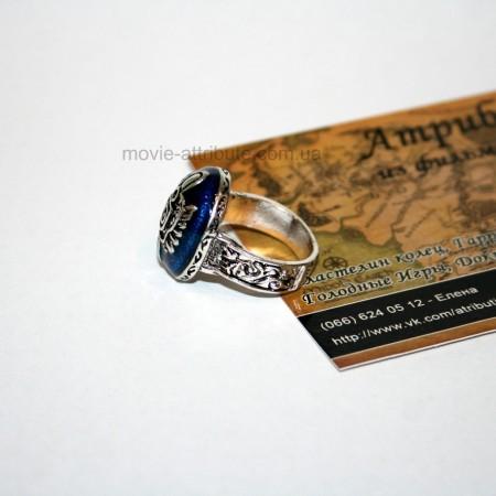 Фото кольца Дэймона вид сбоку