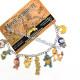Покемоны браслет с подвесками