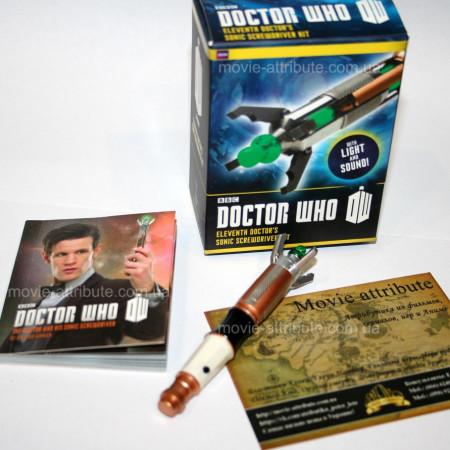 Сувенирный набор Отвертка Доктора и книга