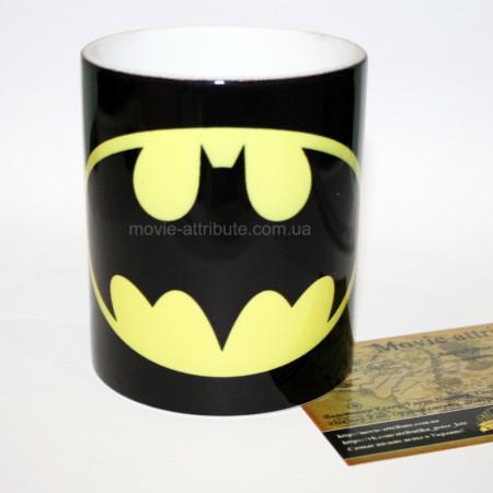 Чашка Бетмен