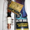 Что идет в комплекте с отверткой Доктора Кто