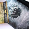 Фото блокнота Гарри Поттер крупным планом