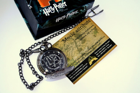 Фото часов Dumbledore's Army
