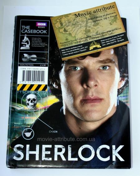 Книга Sherlock: The Casebook
