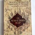 Купить Блокнот, скетчбук карта мародеров, Гарри Поттер