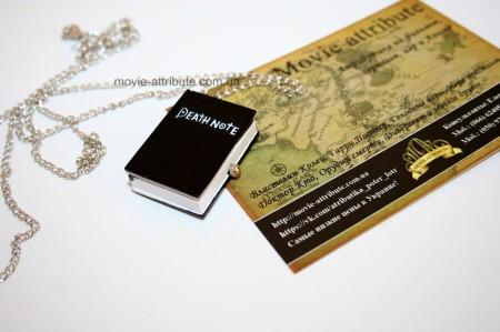 Черные часики Death Note