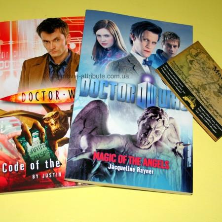 Книги Doctor Who на английском