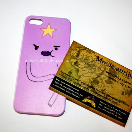 Панель для iPhone Принцесса Пупырка Adventure Time