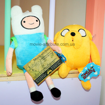 Финн и Джейк Adventure Time