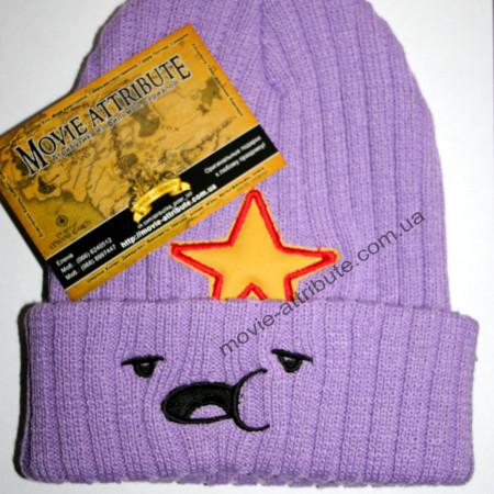 шапка Принцесса Пупырка, Adventure Time.