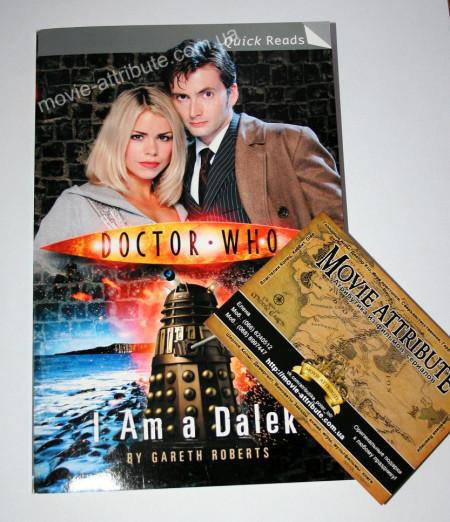 Книга I am a Dalek