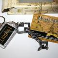 Брелок ключ Торина с картой Эребора фото