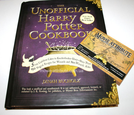 The Unofficial Harry Potter Cookbook фото
