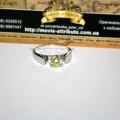Красивое кольцо с большим камнем