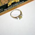 Сказочное кольцо с большим камнем