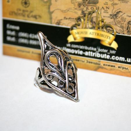 Кольцо Элронда ажурное