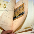 Подарочный блокнот Хоббит.