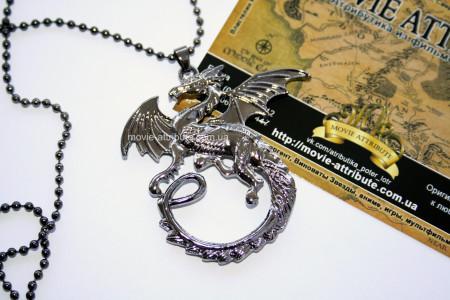Кулон Дракон Хоббит. Доставка по Украинае и СНГ