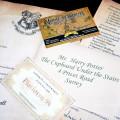 Письмо из Хогвартса - что подарить ребенку